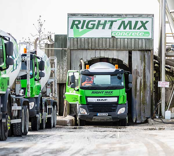 Reliable, local ready-mix concrete supplier in Sheffield