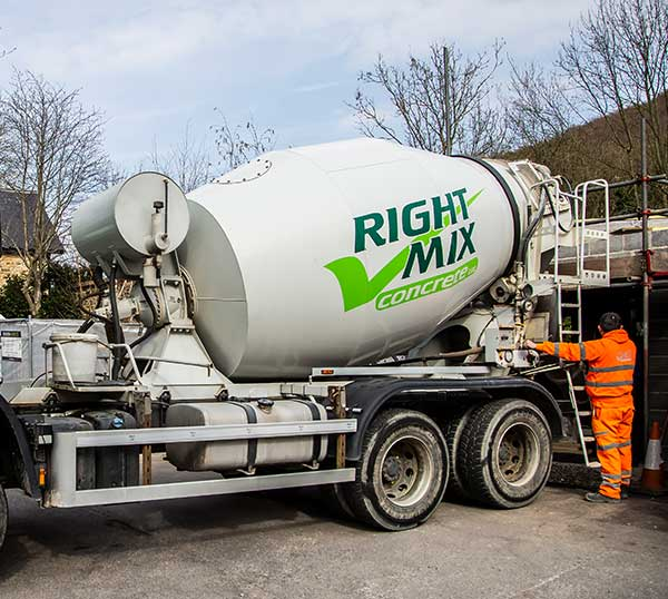 Concrete delivered throughout South Yorkshire and North Derbyshire